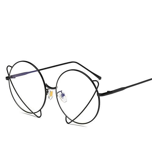 Sonnenbrille Neue Trends Blatt Erde Rund Frauen Sonnenbrillen Mode Bunt Schwarz Meer Damen Schattierungen Vintage Männer Sonnenbrille Uv 400 Schwarz