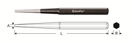 Proam Ampro Schwerlast t29538teilig, 10x 12x 150mm
