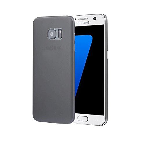 Preisvergleich Produktbild Galaxy S7 Edge Schutzhülle Cover Matte, CAFELE Ultraslim Case PP Hülle für SAMSUNG S7 (Grau)