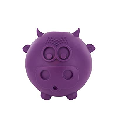 PetSafe Busy Buddy Cow-Wow Dog Toy, Medium/Large