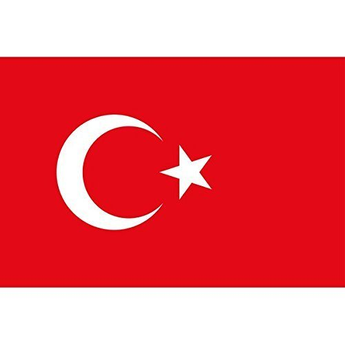 turkey-country-5ft-x-3ft-flag