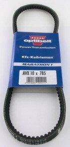 Optibelt AVX 10 x 785 Optibelt-Marathon 1 - Nissan 1986 Teile