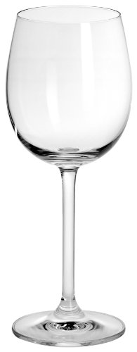 Bohemia Cristal 093/006/005 Natalie - Copas de vino (6 unidades, 350 ml)