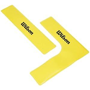 Wilson Markierungslinien, Court Lines, 16er Set, Urethan, gelb, Z2573