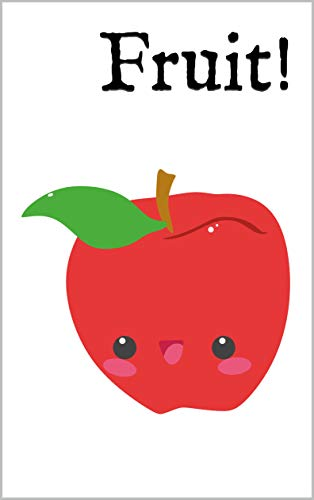 Fruit!: A Bilingual English-Welsh Picture Dictionary book cover