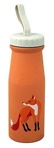 Yoko Design 1430/Bottiglia Detox con infusore plastica Nero 25/x 7,2/x 7,2/cm