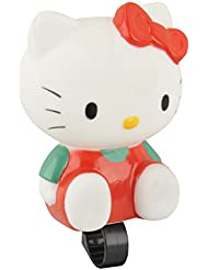 Bike Fashion 816052 Hello Kitty - Bocina para bicicleta, 9 x 7 cm [importado de Alemania]