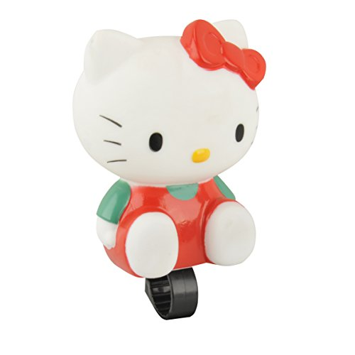 Bike-Fashion-816052-Hello-Kitty-Bocina-para-bicicleta-9-x-7-cm-importado-de-Alemania
