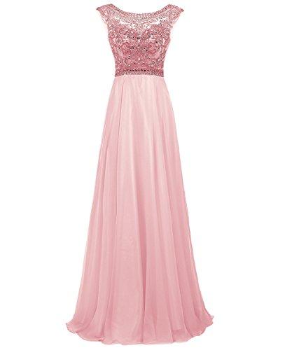 dresstells-long-chiffon-open-back-prom-dress-with-beadings-wedding-dress-maxi-dress-bridesmaid-dress
