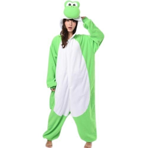 Shinobiya Pyjama Kigurumi Yoshi Jeux Video Super Mario Edition Limitee