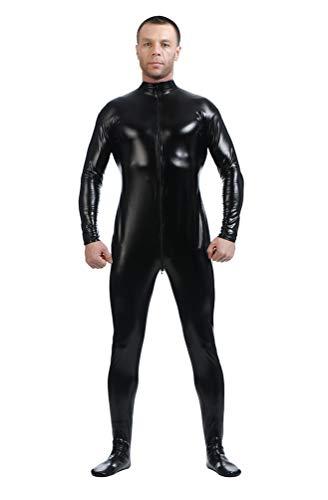 Schwarze Haut Anzug Kind Kostüm - Yuanu Unisex Beschichtung Adhesive All Inclusive