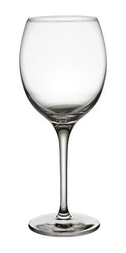 """Alessi """"Mami XL"""", 2-er-Set Weißweinglaeser aus Kristall"""