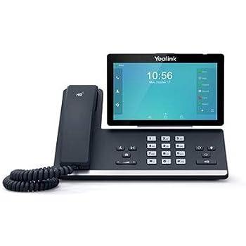 Yealink SIP-T46G Ultra-Elegant Gigabit IP Phone: Amazon de