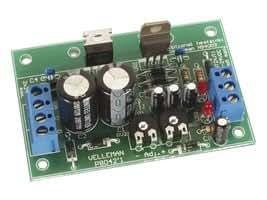 ELECTRONICS KIT, SYMMETRIC 1A PSU K8042 By VELLEMAN KIT