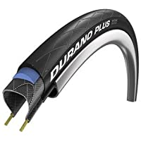 Schwalbe Durano Plus Performance Wired Tyre with Dual Copmpound Smartguard 530 g - 28 x 1.10 Inches, 700 x 28C (28-622), Black