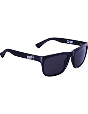 NEFF Chip - Gafas , talla única , color negro mate
