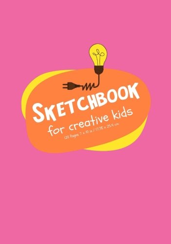 Sketchbook for Creative Kids: 120 Blank Pages for Drawing, Doodling, and Sketching / Classroom Edition por Arnie Lightning