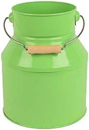 Güğüm Vazo Metal (Yeşil)
