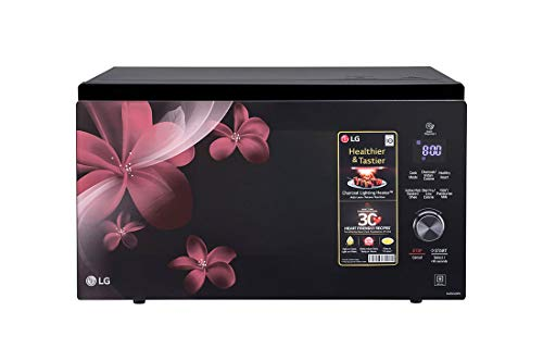 LG MJEN326PK All in One Microwave Oven (Black)