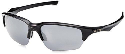Oakley Herren Flak Beta Oo9363 936302 64 Mm Sonnenbrille, Schwarz (Polished Black/Blackiridium), 64