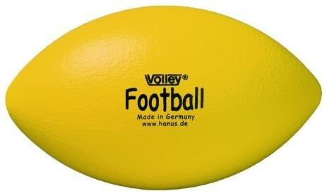 Volley Softball Football mit Elefantenhaut Gewicht ca. 235 g, Ø ca. 150 mm, Farbe gelb