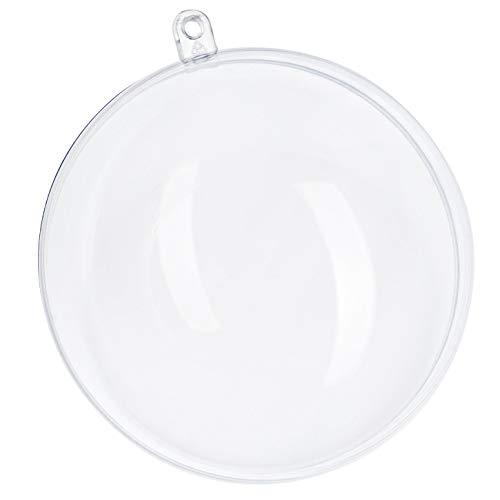 Schiller Acrylkugel ohne Bohrung teilbar Ø 20cm -