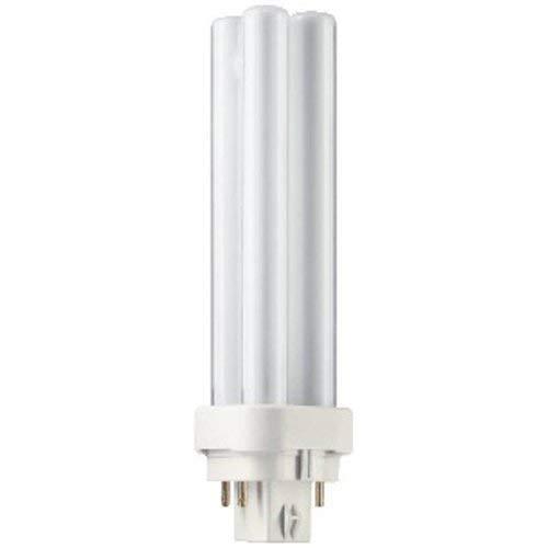 Kompakt-leuchtstofflampe Leuchte (Philips Kompakt-Leuchtstofflampe Master PL-C 840 4P G24q-1 coolwhite 13W EEK: A)