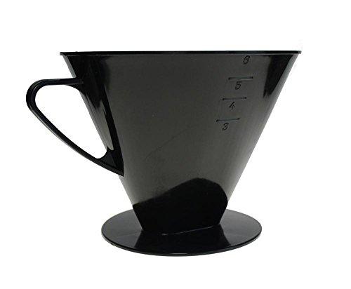 Kaffeefilter Kunststoff für 6 Tassen