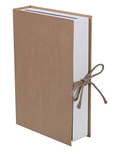 Santex 5316-26, Hucha libro Kraft