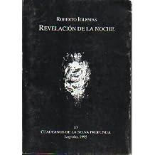 REVELACIÓN DE LA NOCHE. Viñeta de la cbta. de Javier de Blas. Edición de 600 ejemplares numerados. Nº 303.