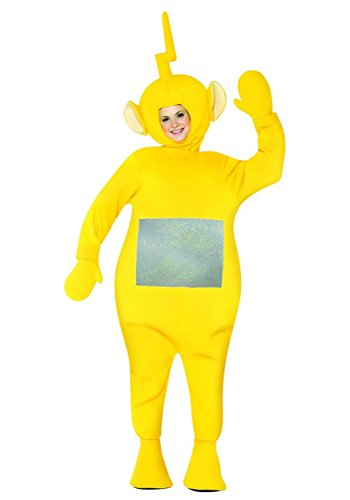 (Teletubbies - Laa-Laa Adult Costume)