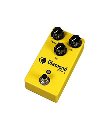 Diamond - Compresor pedal guitarra Compresor gama