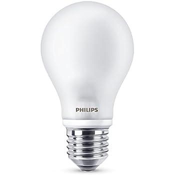 Philips Bombilla LEDclassic reemplaza a 40W, E27, blanco cálido (2700K), 470 lúmenes