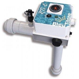 Réchauffeur électrique pour piscine RTi-C pour piscine de 30 à 80 m3 - CCEI - Puissance - 3kW - Jusqu'à 30 m³