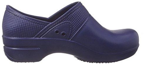Sanita Aero-Motion, Sabots Femme Bleu - Blau (Navy 29)