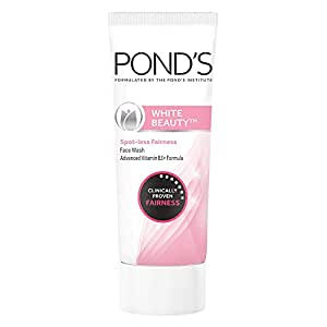 Pond's White Beauty Spot Less Fairness Face Wash, 200 g