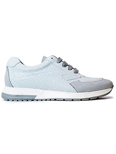 PARIS TRAINERS GREY-UK 6/EU 40/US 7
