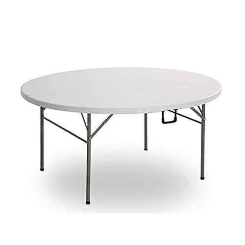 Gghy-camping tables Mesas de Comedor Transportables Redondas ...