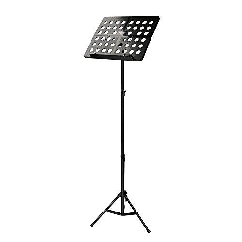 Atril música, Hricane Atril de Orquesta con Llevar Bolsa, Soporte para Partituras...