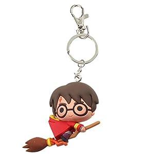 SD toys Harry Potter Capa Roja Llavero Figurativo, Multicolor (SDTWRN21788) 2