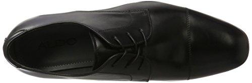 Aldo Herren Badolla Derby Schwarz (97 Black Leather)