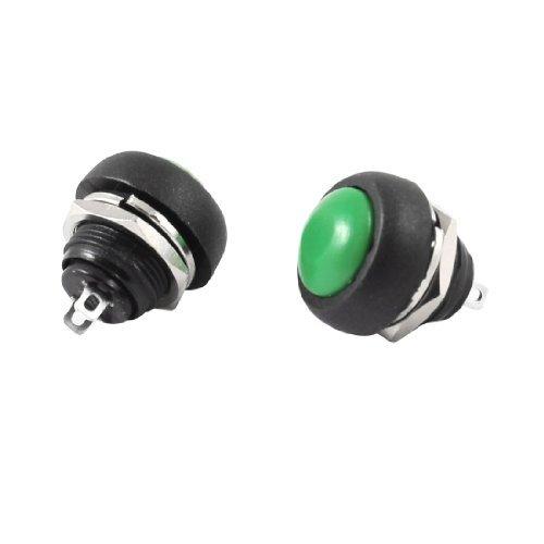 sourcingmap-2-pc-pbs-33-250-vca-16a-2-pines-boton-pulsador-momentaneo-spst-interruptor-verde