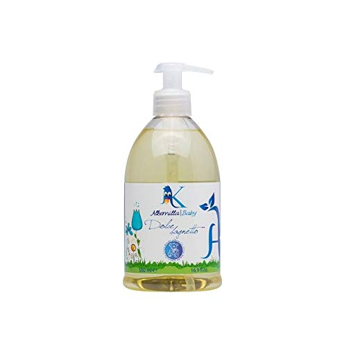 Detergente Bimbi 'Dolce Bagnetto' Alkemilla 500ml