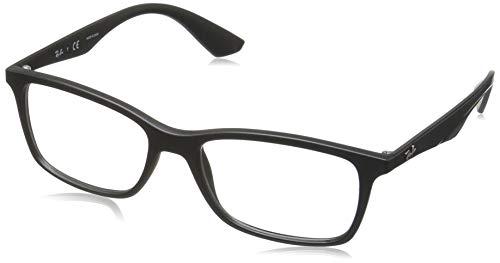 Ray-Ban RAYBAN Unisex-Erwachsene Brillengestell 0rx 7047 5196 54, Schwarz