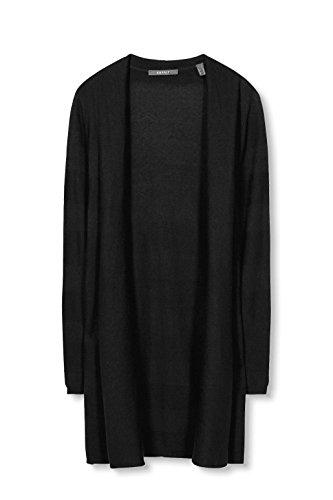 ESPRIT Collection, Gilet Femme Noir (BLACK 001)