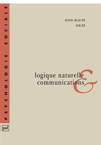 Logique naturelle et communications