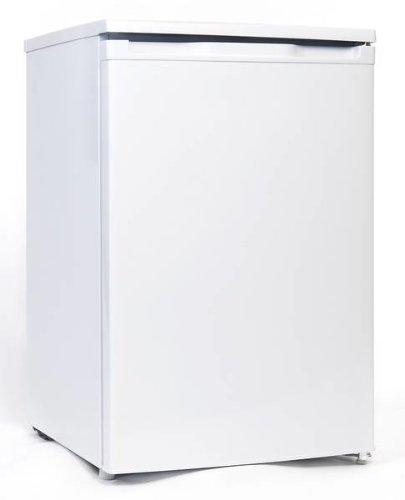 Comfee HS-147RN Mini-Kühlschrank/ A++ / 84.5 cm Höhe/ 124 kWh / 98 L Kühlteil / 16 L Gefrierteil / weiß