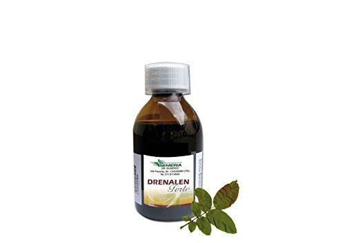 Drenalen 250 ml Drenante Snellente con Betulla, Ananas, Fucus, Pilosella, Tè verde, Centella, Sgonfia e Tonifica