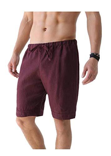 Aiserkly Herren Sport Joggen und Training Shorts Fitness Kurze Hose Jogging Hose Bermuda Reißverschlusstasch Freizeithose Stoffhose - Distressed Herren Schuhe