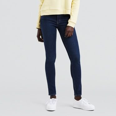 Levi's ® Innovation Super Skinny W Jeans essential blue -
